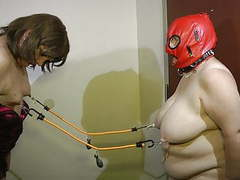 05-aug-2015 sissy seffie and slut slave nipple torture movies at find-best-tits.com