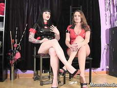 Castration pov with maya videos