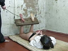 Bastinado real cane movies at kilomatures.com