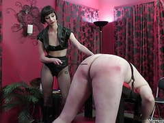 Femdom with pain pig boots cbt spanking movies at dailyadult.info