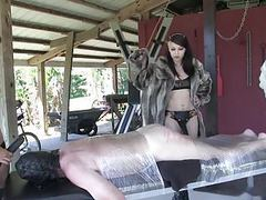 Cruel caning by three mistresses movies at find-best-panties.com