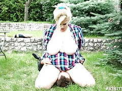 Busty 22yo blond with huge ass severely punishes a guy movies at freekilomovies.com