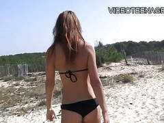 Amateur teen nudist at beach movies at kilomatures.com
