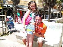 Tatjana am strand - was eine geile schlampe! movies at freekilosex.com