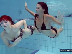 Katrin and lucy big tits underwater movies at find-best-ass.com