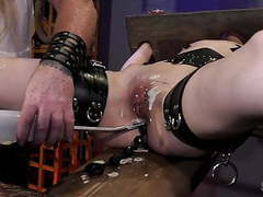 Bound orgasms torture rack urge incontinence part 2 movies at kilogirls.com
