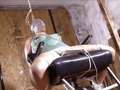 Her first bound orgasm videos