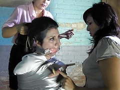 Milf taped and multi gagged movies at adipics.com