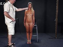 Blonde bitch cant stay put movies at freekilomovies.com