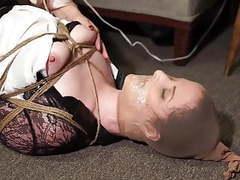 Lesbian bondage movies at kilogirls.com