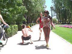 Sexy sunny star fucked in sunny spain movies at freelingerie.us