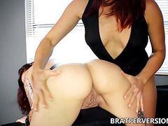 Femdom spanking brats ff movies at kilosex.com