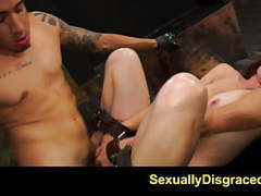 Fetishnetwork kaisey dean bdsm fuck machine videos
