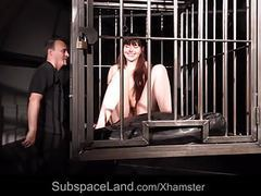 French slave bondage punished for having slutty hairy pussy movies at find-best-tits.com