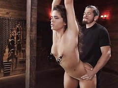 The training of victoria voxxx day 2 clip
