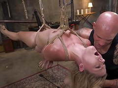 Blonde girl next door lisey sweet brutal anal fuck and rope movies at find-best-videos.com