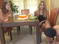 2 mistresses using there chasted slave movies at freekiloporn.com