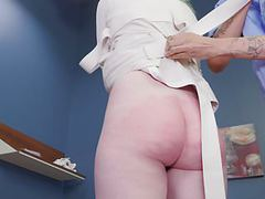 Big-ass brat girl gets punished with cock and man feet movies at freekiloporn.com