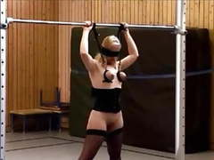 Compliation of blindfolded ladies 08 tubes