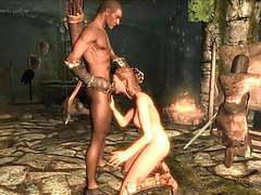 Perils of escaped skyrim slavegirl 13 videos