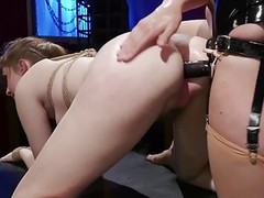 Tough slut is punished movies at nastyadult.info