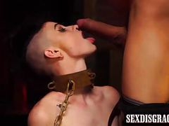 Lydia blacks cunt getting punished hard movies at freekiloporn.com