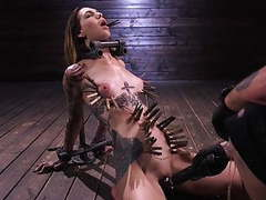 Rocky emerson dominated in bdsm videos