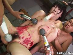 Asian bitch loves to be bdsm treated to a wax show movies at find-best-ass.com