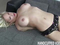 I love playing the handcuffed damsel in distress joi tubes