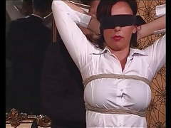 Compliation of blindfolded ladies 33 tubes