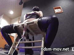 Restriction chair fucking machine movies at freekilosex.com