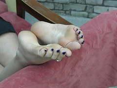 Barefoot bondage movies at freekilosex.com