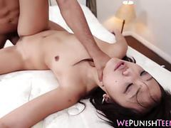 Fetish asian gets facial videos