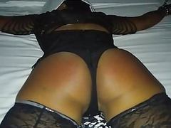 Black slave whipping & caning 1 movies at freekiloporn.com