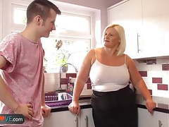 Agedlove mature chubby blowjob and doggystyle movies at kilotop.com