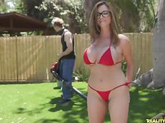Realitykings - milf hunter - backyard banging tubes