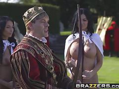 Brazzers - storm of kings parody part anissa kate videos