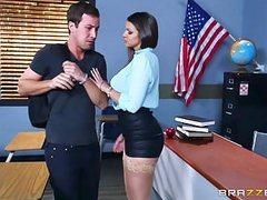 Brazzers - brooklyn chase - big tits at school movies at sgirls.net
