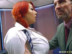Brazzers - harmony reigns - big tits at school movies at freekilomovies.com
