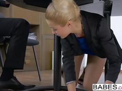 Office obsession - handy presentation  starring  kai taylor movies at sgirls.net
