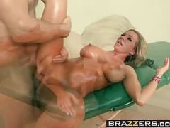 Brazzers - dirty masseur - give my girl a massage scene star movies