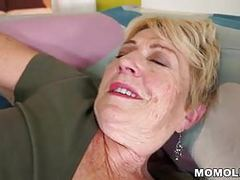 Granny's hair pussy got pounded movies at kilosex.com