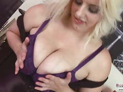 Raphaella lily big boobs & pussy play movies at freekilomovies.com