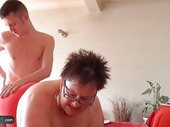 Agedlove fat mature honey hardcore with sam bourne movies at kilosex.com