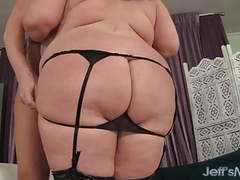 Big boobed mature bbw lady lynn hardcore sex movies at kilovideos.com