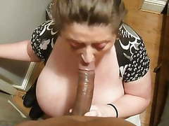 British bbw sucking cock movies at kilogirls.com
