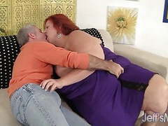 Redhead mature sweet cheeks hardcore sex videos