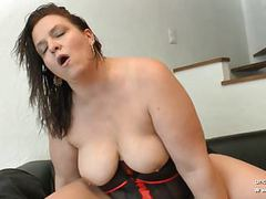 Amateur bbw french mom sodomized and fisted tubes