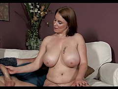 Chubby readhead wife.creampie movies at freekilomovies.com