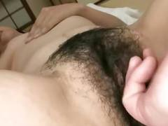 Hairy japanese wife videos